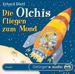 Die Olchis fliegen zum Mond - Bild 1 - Klicken zum Vergößern