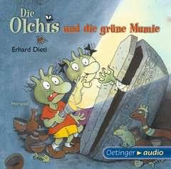 Die Olchis und die grüne Mumie - Bild 1 - Klicken zum Vergößern