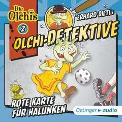 Olchi-Detektive 2 - Rote Karte für Halunken - Bild 1 - Klicken zum Vergößern