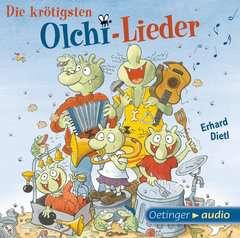 Die krötigsten Olchi-Lieder - Bild 1 - Klicken zum Vergößern