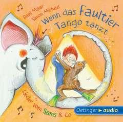 Wenn das Faultier Tango tanzt - Lieder vom Sams & Co - Bild 1 - Klicken zum Vergößern