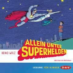 Allein unter Superhelden - Bild 1 - Klicken zum Vergößern