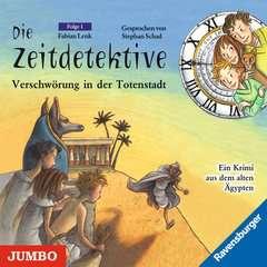 Die Zeitdetektive - Verschwörung in der Totenstadt - Bild 1 - Klicken zum Vergößern