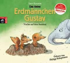 Das kleine Erdmännchen Gustav - Nachts auf dem Sambesi - Bild 1 - Klicken zum Vergößern