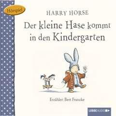 Der kleine Hase kommt in den Kindergarten - Bild 1 - Klicken zum Vergößern