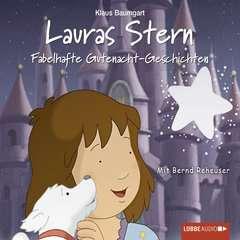 Lauras Stern - Fabelhafte Gutenacht-Geschichten - Bild 1 - Klicken zum Vergößern