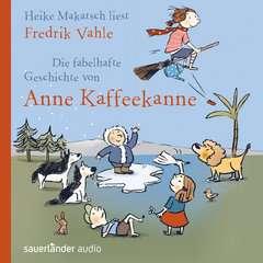 Die fabelhafte Geschichte von Anne Kaffeekanne - Bild 1 - Klicken zum Vergößern