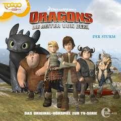 Dragons - Die Reiter von Berk - Folge 2: Der Sturm - Bild 1 - Klicken zum Vergößern