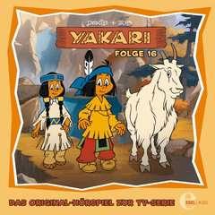 Yakari - Folge 16: Das Original-Hörspiel zur TV-Serie - Bild 1 - Klicken zum Vergößern