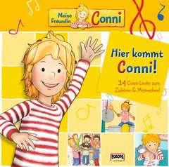 Meine Freundin CONNI - Hier kommt Conni! - Bild 1 - Klicken zum Vergößern