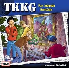 TKKG 171 - Das lebende Gemälde - Bild 1 - Klicken zum Vergößern