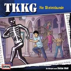TKKG 173 - Die Skelettbande - Bild 1 - Klicken zum Vergößern