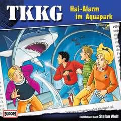 TKKG 178 - Hai-Alarm im Aquapark - Bild 1 - Klicken zum Vergößern