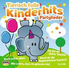 Tierisch tolle Kinderhits - Partylieder - Bild 1 - Klicken zum Vergößern