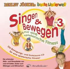 Singen & Bewegen 3 - Bild 1 - Klicken zum Vergößern