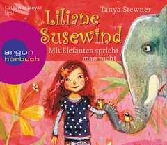 Liliane Susewind - Mit Elefanten spricht man nicht! - Bild 1 - Klicken zum Vergößern