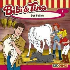 Bibi und Tina - Das Fohlen - Bild 1 - Klicken zum Vergößern