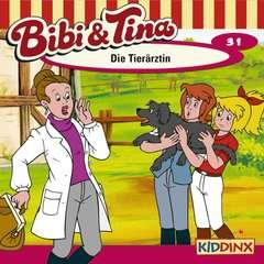 Bibi und Tina - Die Tierärztin - Bild 1 - Klicken zum Vergößern