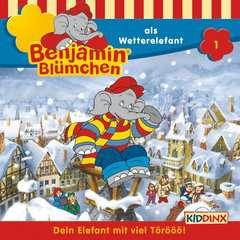Benjamin Blümchen - ...als Wetterelefant - Bild 1 - Klicken zum Vergößern