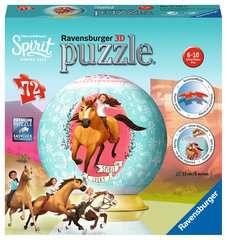 Puzzle-Ball Spirit 72 dílků - obrázek 1 - Klikněte pro zvětšení