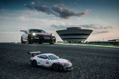Puzzle 3D Porsche 911 GT3 Cup - Image 3 - Cliquer pour agrandir