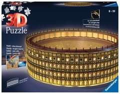 Colosseo Night Edition  Ravensburger 3D  Puzzle - immagine 1 - Clicca per ingrandire