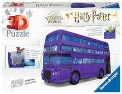 Harry Potter Knight Bus, 216pc - image 1 - Click to Zoom