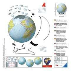 Globus in deutscher Sprache - Bild 2 - Klicken zum Vergößern