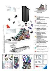 LOL Surprise Sneaker 3D Puzzle, 108pc - bilde 2 - Klikk for å zoome