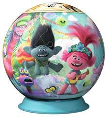 Trolls 2 World Tour 3D Puzzle, 72pc - image 3 - Click to Zoom