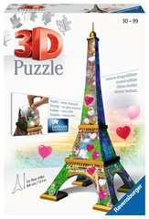Eiffelova věž Love edice 216 dílků - obrázek 1 - Klikněte pro zvětšení