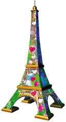 Eiffelova věž Love edice 216 dílků - obrázek 3 - Klikněte pro zvětšení
