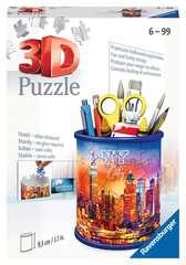 Puzzle 3D Pot à crayons - Union Jack - Image 1 - Cliquer pour agrandir