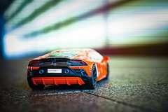 Puzzle 3D Lamborghini Huracán EVO - Image 15 - Cliquer pour agrandir