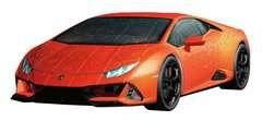 Puzzle 3D Lamborghini Huracán EVO - Image 3 - Cliquer pour agrandir