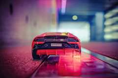 Puzzle 3D Lamborghini Huracán EVO - Image 22 - Cliquer pour agrandir
