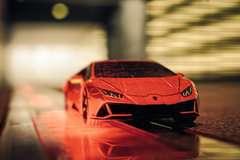 Puzzle 3D Lamborghini Huracán EVO - Image 26 - Cliquer pour agrandir