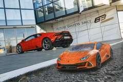 Puzzle 3D Lamborghini Huracán EVO - Image 7 - Cliquer pour agrandir