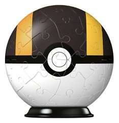 Puzzles 3D Ball 54 p - Hyper Ball / Pokémon - Image 2 - Cliquer pour agrandir