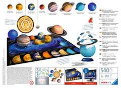 Planetary Solar System 3D Puzzle - image 2 - Click to Zoom