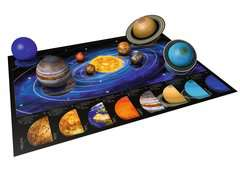 Solar System 3D puzzle set - image 13 - Click to Zoom