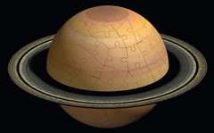 Planetary Solar System 3D Puzzle - image 12 - Click to Zoom