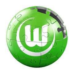 Adventskalender Bundesliga 3D Puzzle;3D Puzzle-Ball - Bild 4 - Ravensburger