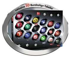 Adventskalender Bundesliga 3D Puzzle;3D Puzzle-Ball - Bild 5 - Ravensburger