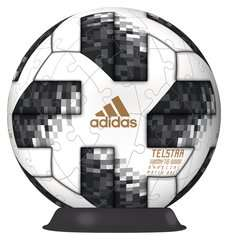 Adidas 2018 World Cup Football 3D Puzzle, 72pc - image 2 - Click to Zoom