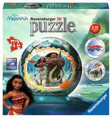 Disney Moana 3D Puzzle, 72pc - image 1 - Click to Zoom