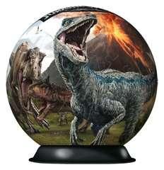 Puzzle 3D rond 72 p - Jurassic World - Image 3 - Cliquer pour agrandir