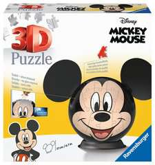 Disney Mickey Mouse met oren - image 1 - Click to Zoom