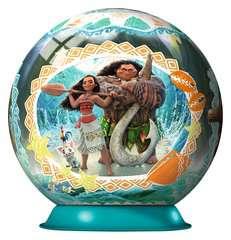 Puzzle 3D rond 72 p - Disney Vaiana - Image 2 - Cliquer pour agrandir