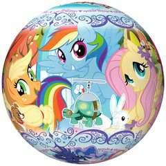 Puzzle 3D rond 72 p - My little Pony - Image 2 - Cliquer pour agrandir